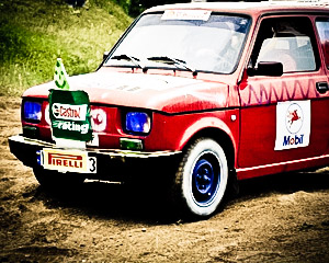 126p Rally Championship