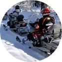 Wyprawa na skuterach śnieżnych